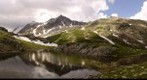 l&#39;etendard - col de la croix de fer - Savoie - France