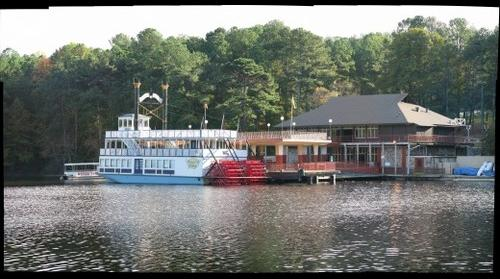 Stone Mountain Riverboat
