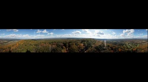 Heublein Tower CT - 360 degree