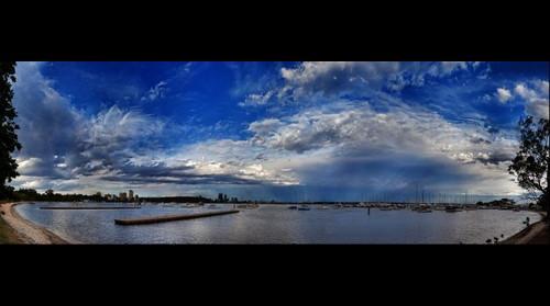 Matilda Bay Clouds