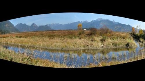 Pitt Meadows near Vancouver