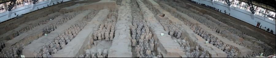 Terra Cotta Army, Xi'an, China