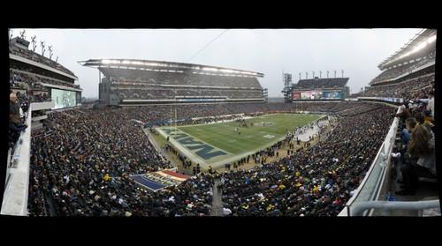 2012 Army-Navy Game: West