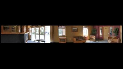 Men's Dorm Lobby