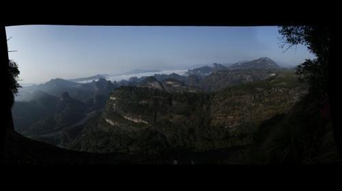 大王峰全景