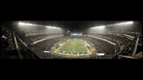 2012 Army-Navy Game: End Zone
