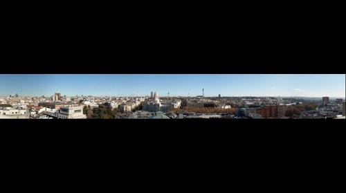 Panoramica de Madrid