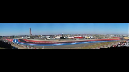 Turn 5 at COTA