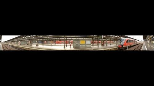 Kaiserslautern Train Station 2012