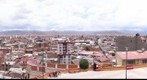 View of Oruro, Bolivia