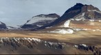 Central part of the Asgard Range, Transantarctic Mountains, Dry Valleys