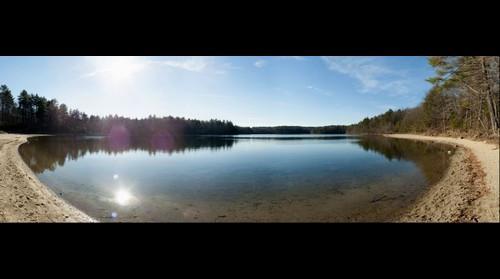 Walden Pond - Concord, MA