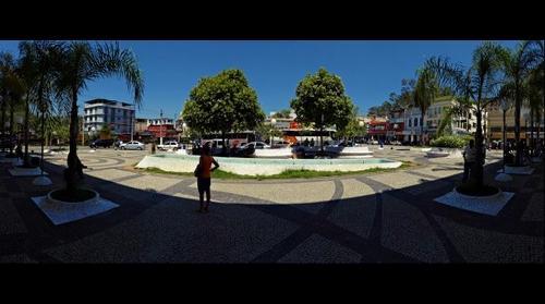 Praça da Liberdade - Barra Mansa - RJ