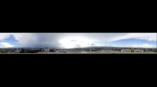 Cielo guatemalteco