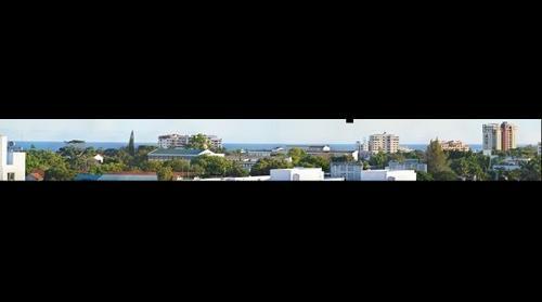 Mombasa Panorama (Right Side)