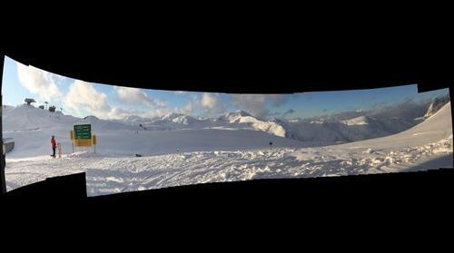 Panorama Brambergen