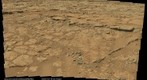 Sol 137 - As seen from the MastCam right on the Curiosity Rover