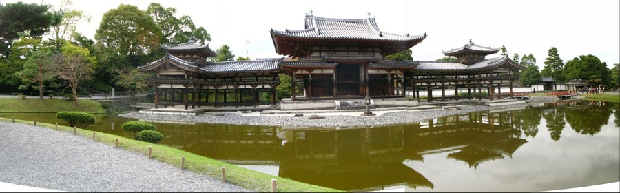 Byodo-in Temple, Uji, Japan