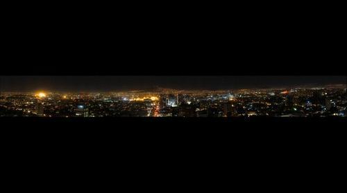 Guadalajara South at Night