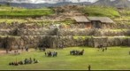 View of Sacsayhuaman, Peru