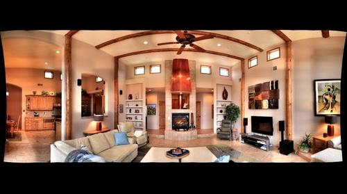Great Room -  Sun Up Ranch Sedona Arizona
