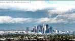 Los Angeles California Downtown _Day after Christmas 2012 -B  195x453 G119  John Post