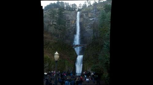 Multnomah Falls Learning Experience