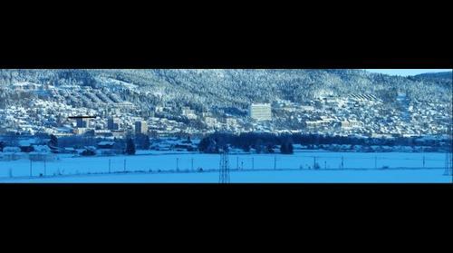 Drammen city