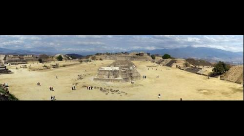 The Archaeological Site of Monte Alban