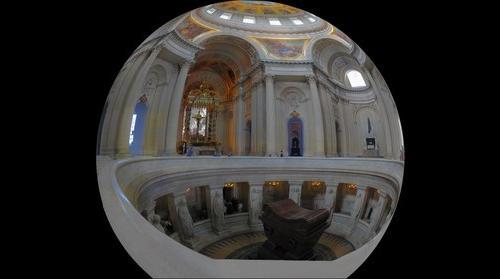 Dôme des Invalides - interior