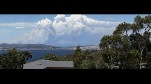 Bushfires - Hobart January 4 2013