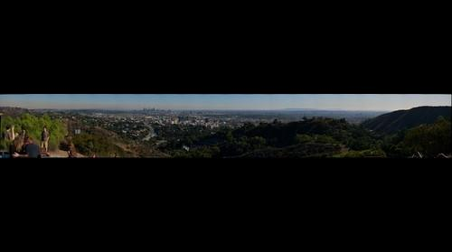 Los Angeles Panorama #1