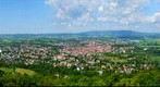 Eschwege / Germany in 11,88 Gigapixel - 2.Stitch