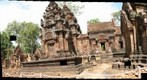 Banteay Srey Inner Temple area