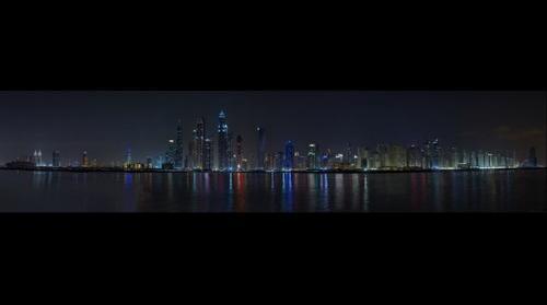 Dubai Marina Skyline | UAE