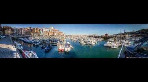 Bermeo Harbour, Basque Country
