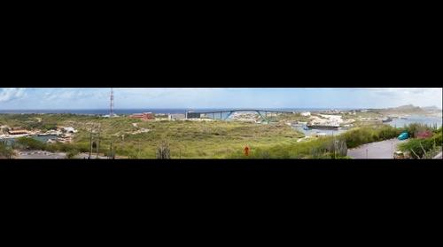 View from Fort Nassau - Curacao