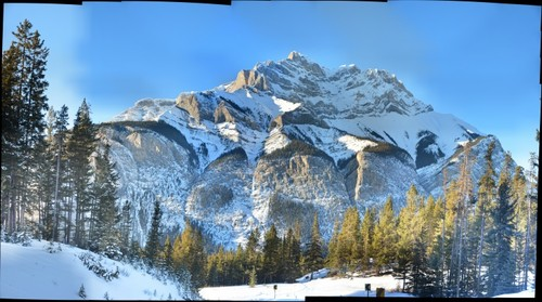 Cascade Mountain (Banff National Park)