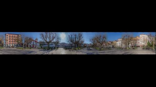 Plaza, Bermeo, Basque Country