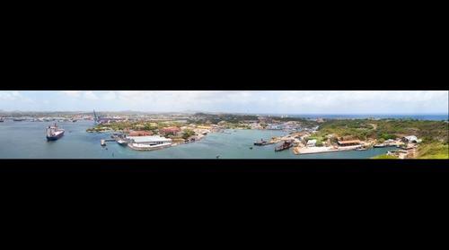 Schottegat Curacao