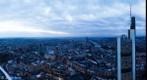 Frankfurt from Maintower