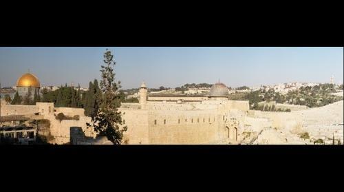 Western Wall Panorama 1