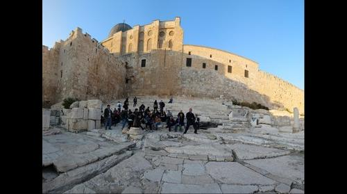 Western Wall Panorama 3