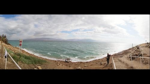 Dead Sea Panorama 1