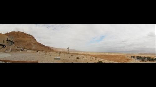 Masada Panorama 2
