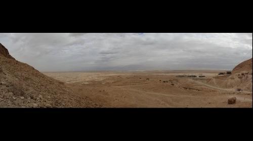 Masada Panorama 4