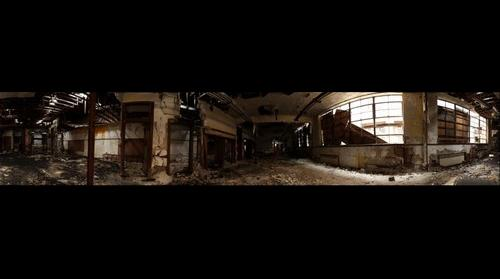 Abandoned school - rot and decay in Chicago