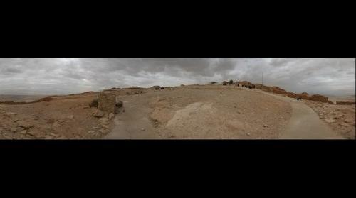 Masada Panorama 5