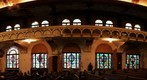 Agudas Achim North Shore Congregation, inside