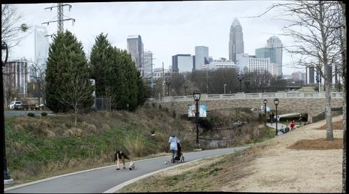 Sugar Creek Greenway - Charlotte